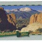 Doral 2000 Card Celebrate America 50 States #38 Colorado