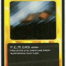 Doctor Who CCG P.C.M Gas Black Border Game Trading Card