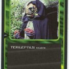 Doctor Who CCG Terileptils Black Border Game Trading Card