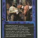 Doctor Who CCG Primitives Black Border Game Trading Card