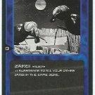 Doctor Who CCG Zarbi Black Border Game Trading Card