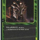 Doctor Who CCG Silurians Black Border Game Trading Card