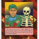 Illuminati A.M.A. New World Order Game Trading Card