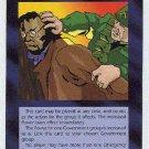 Illuminati Emergency Powers New World Order Game Card
