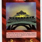 Illuminati France New World Order Game Trading Card