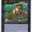 Illuminati Gang War New World Order Game Trading Card