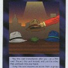 Illuminati Hat Trick New World Order Game Trading Card