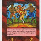 Illuminati Hawaii New World Order Game Trading Card