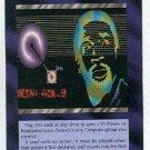 Illuminati Infobahn New World Order Game Trading Card