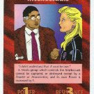 Illuminati Intellectuals New World Order Game Trading Card