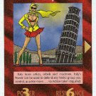 Illuminati Italy New World Order Game Trading Card