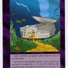 Illuminati Midas Mill New World Order Game Trading Card