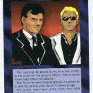 Illuminati Mob Influence New World Order Game Trading Card