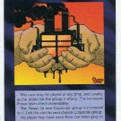 Illuminati Monopoly New World Order Game Trading Card