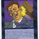 Illuminati Mothers' March New World Order Game Trading Card