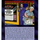 Illuminati Nationalization New World Order Game Trading Card