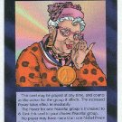 Illuminati Nobel Peace Prize New World Order Game Card