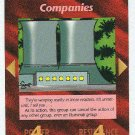 Illuminati Nuclear Power Companies NWO Game Trading Card