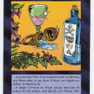 Illuminati Poison New World Order Game Trading Card