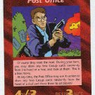 Illuminati Post Office New World Order Game Trading Card