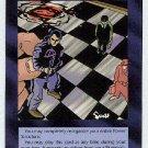 Illuminati Reorganization New World Order Game Trading Card