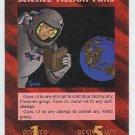Illuminati Science Fiction Fans New World Order Game Card