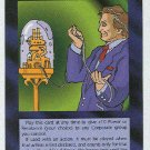 Illuminati Stock Split New World Order Game Trading Card