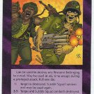 Illuminati Suicide Squad New World Order Game Trading Card