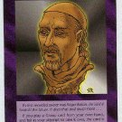 Illuminati The Bronze Head New World Order Game Card