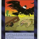 Illuminati Vultures New World Order Game Trading Card