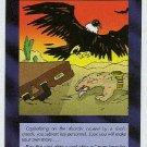 Illuminati Vultures New World Order Game Trading Card