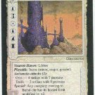 Middle Earth Barad-dur Wizards Limited Rare Game Card