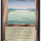Middle Earth Anduin River Wizards Limited Game Card