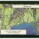 Middle Earth Anfalas Wizards Limited Black Border Game Card