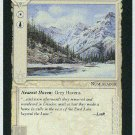 Middle Earth Blue Mountain Dwarf-hold Wizards Game Card