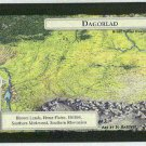 Middle Earth Dagorlad Wizards Limited Game Card