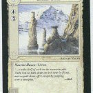Middle Earth Eagles' Eyrie Wizards Limited Game Card