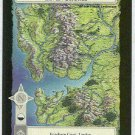Middle Earth Elven Shores Wizards Limited Game Card