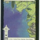 Middle Earth Eriadoran Coast Wizards Limited Game Card