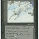 Middle Earth Fell Winter Wizards Limited Game Card