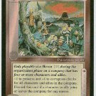 Middle Earth Fellowship Wizards Limited Game Card