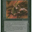 Middle Earth Foul Fumes Wizards Limited Game Card