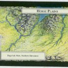 Middle Earth Horse Plains Wizards Limited Game Card