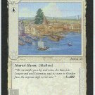 Middle Earth Lond Galen Wizards Limited Game Card