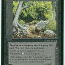Middle Earth Lost In The Wilderness Wizards Game Card
