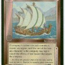 Middle Earth Great Ship Wizards Limited Rare Game Card