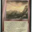 Middle Earth Mountains Of Shadow Wizards Game Card