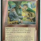 Middle Earth Old Friendship Wizards Limited Game Card