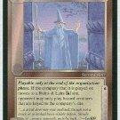 Middle Earth Secret Passage Wizards Limited Game Card
