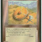 Middle Earth Shield Of Iron-bound Ash Wizards Game Card